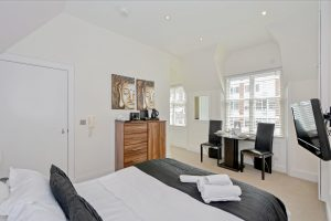 Lower Belgrave Street, Belgravia – Studio Apartment for Rental