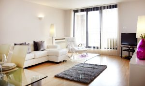 South Kensington, Gloucester Road Deluxe 1 Bedroom Apartment for Rental