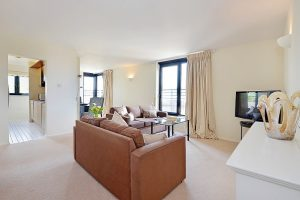 South Kensington, Gloucester Road Apartments Deluxe 2 Bedroom for Rental