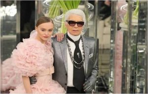 Chanel meets Jamie Fox, Oswald Boateng, George Armani and Karl Lagerfeld