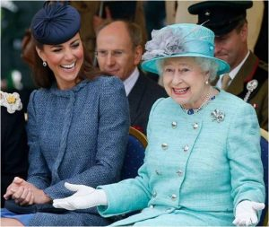 A Very Happy Birthday To Your Majesty The Queen – 9th June 2018