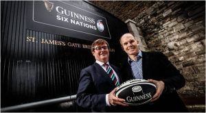 Six Nations Rugby Ireland | Guinness