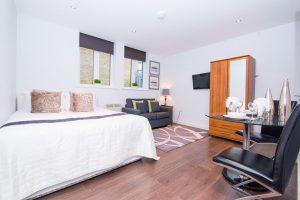 White's Row, Shoreditch – Studio Apartment for Rental