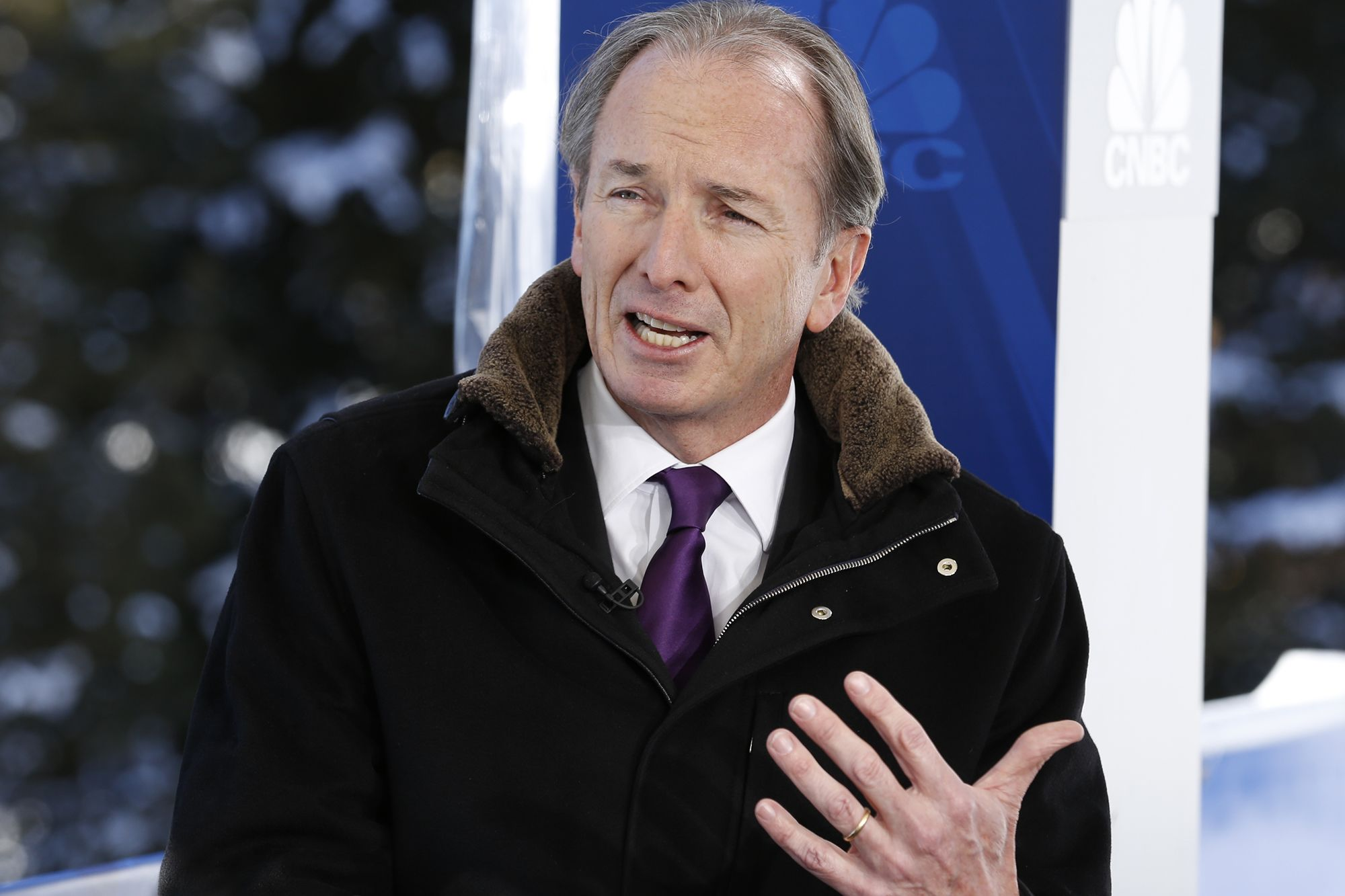 Watch CNBC's full interview with Morgan Stanley CEO James Gorman – Davos 2019