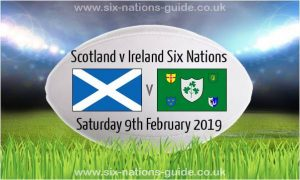 Six Nations: Ireland defeat Scotland 22-13 at Murrayfield to get off the mark
