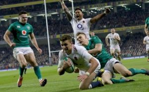 Ireland vs England ITV (English) Analysis