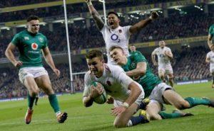 Ireland vs England ITV (English) Analysis