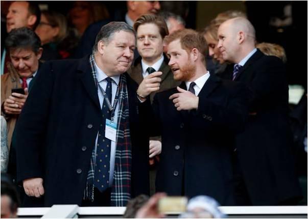 Six Nations 2019 – England 44 – France 8 at Twickenham Stadium – 10th February 2019