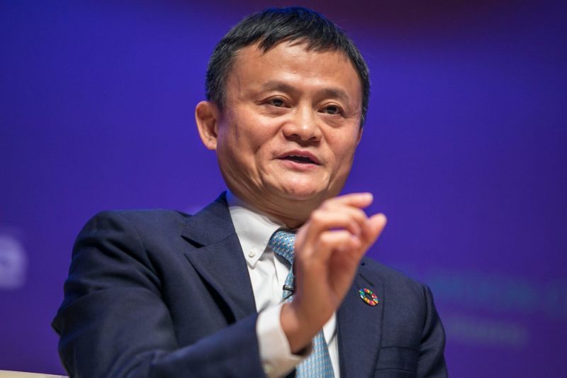 Alibaba's Jack Ma suggests technology could result in a new war (World Economic Forum, Davos 2019)