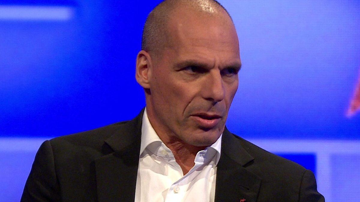 'British politics is becoming poisoned' says Yanis Varoufakis – BBC Newsnight