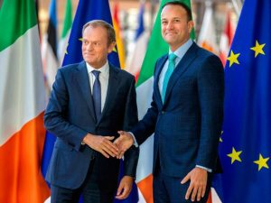 Remarks by President Donald Tusk after his meeting with Taoiseach Leo Varadkar