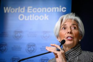 Davos 2019 – Press Conference IMF World Economic Outlook