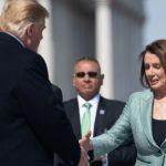 President Trump, Nancy Pelosi attend Friends of Ireland luncheon