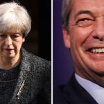 This is a betrayal of Brexit – Nigel Farage
