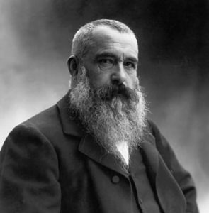 CLAUDE MONET – 14/11/80 – 15/12/1926 – AN IMPRESSIONIST