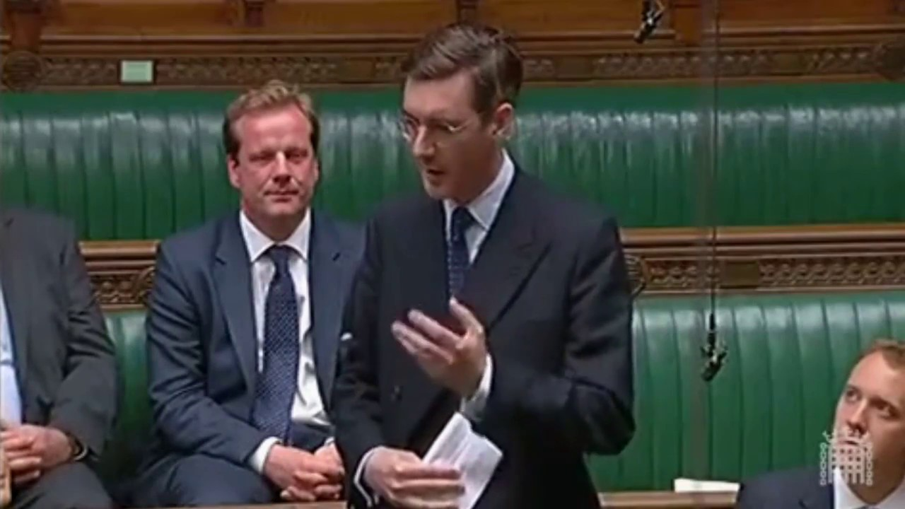 Meeting of The New Parliament – Jacob Rees-Mogg – Speech on the Speaker John Bercow
