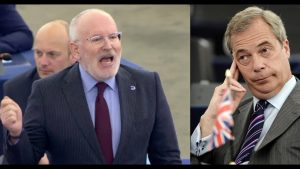 BREXIT: Farage should face Nissan workers on his PIPE DREAM – EU's Timmermans