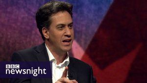 Ed Miliband: 'We're locking ourselves in Donald Trump's boot' – BBC Newsnight