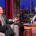 Julie Robert & Tom Hanks (Letterman)