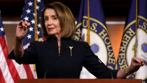 Nancy Pelosi responds to Trump's plan to declare national emergency