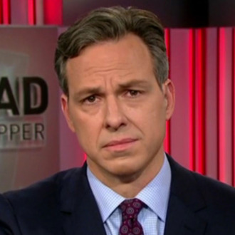 Jake Tapper Trump surrendered for the first time