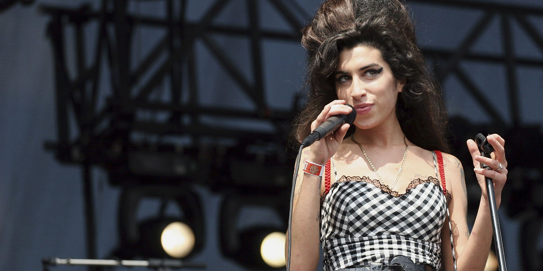 Amy Winehouse Unplugged 2008