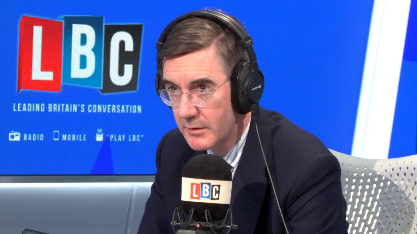 James O'Brien Vs. Jacob Rees-Mogg On Brexit – LBC