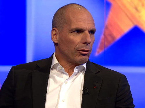 Yanis Varoufakis on Brexit: 'How can these smart people be so deluded' – BBC Newsnight