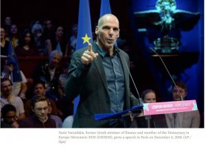 Yanis Varoufakis – Brexit & Rise of Nationalism thanks to EU