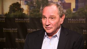 Is China the biggest geopolitical risk to the US?   George Friedman Interview