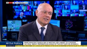 Brexit: Iain Duncan Smith calls on Theresa May to quit ASAP