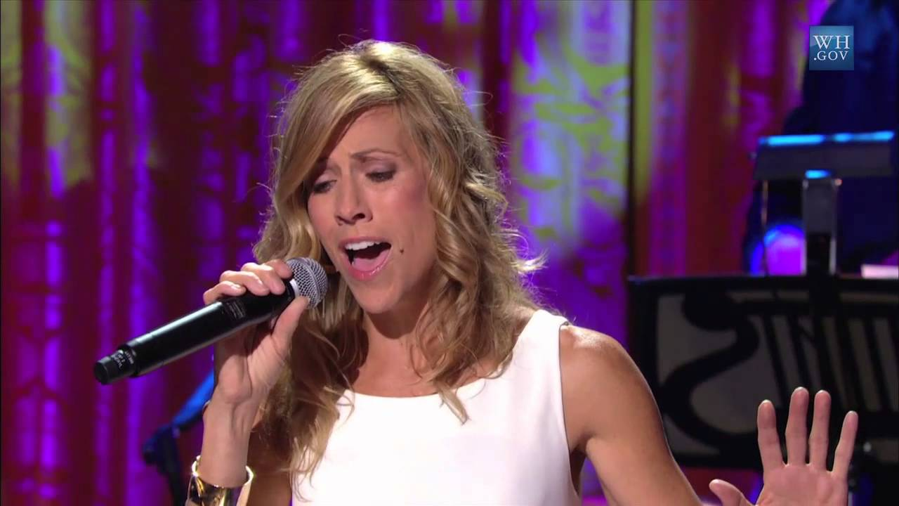 Sheryl Crow – I Want You Back (The Motown Sound In Performance at the White House)