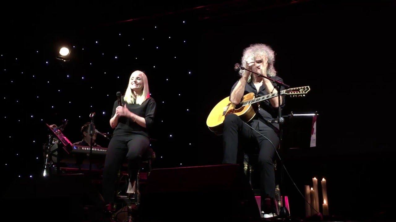 Brian May, Kerry Ellis & Vittorio Grigolo: Bohemian Rhapsody
