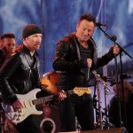 "U2 and Bruce Springsteen – ""I Still Haven't Found What I'm Looking For"""