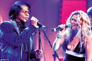 James Brown & Joss Stone Live 2005