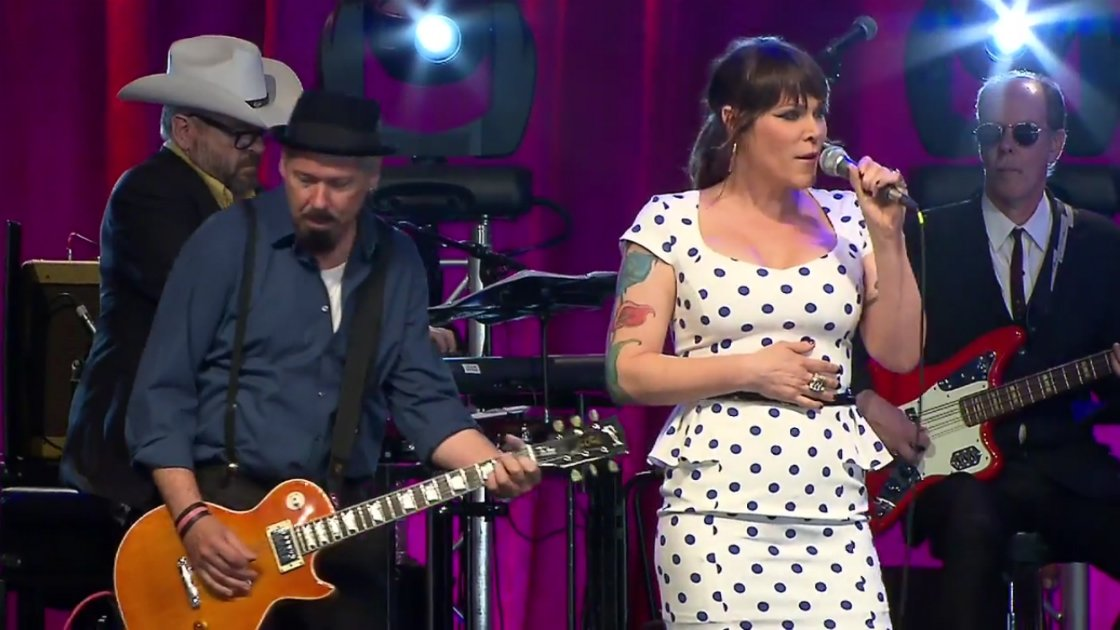 RocKwiz – Beth Hart – I'd Rather Go Blind