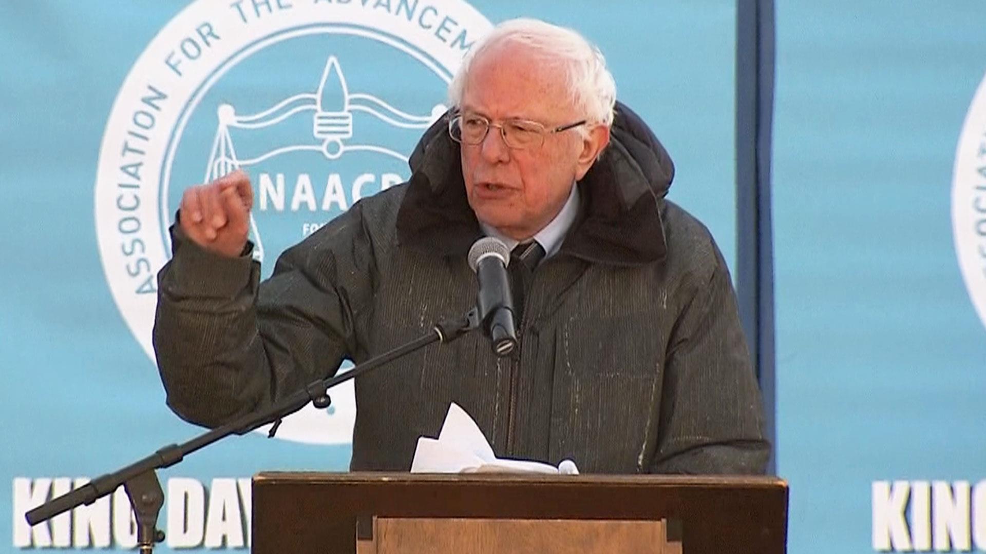 Best – Bernie Sanders Speech HD