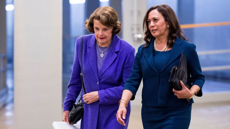 Sen. Kamala Harris – This Won't End With A Wall
