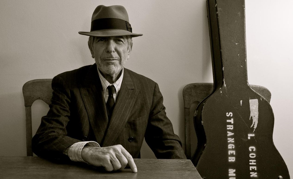 Leonard Cohen – Hallelujah (Live In London)