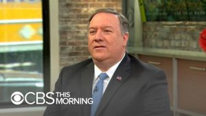 Pompeo hearing gets heated over what Trump told Putin