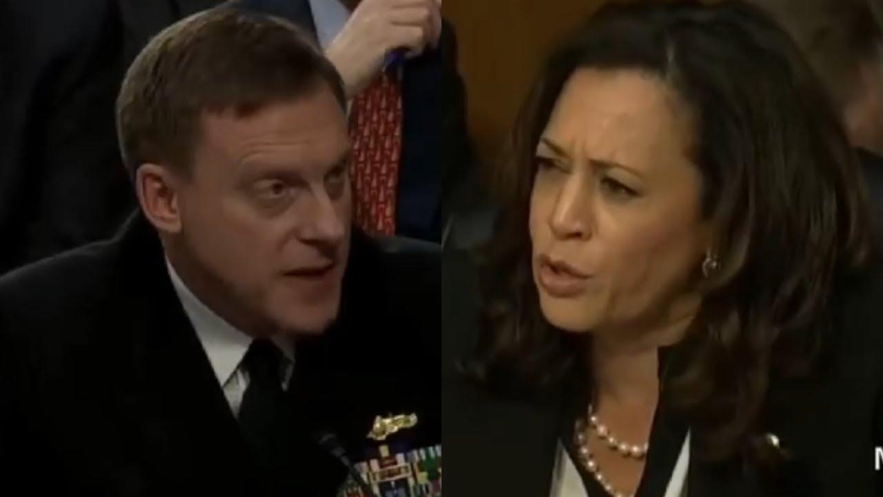 Kamala Harris DISRESPECTS Military Veteran in Congress, Watch how he responds 689,072 views