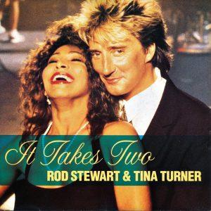 """Tina Turner & Rod Stewart – """"Get Back"""" & """"Hot Legs"""" – Live 1981"""
