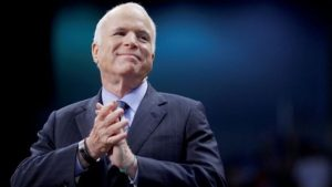 Reaction to John McCain's 'no' vote on Obamacare repeal