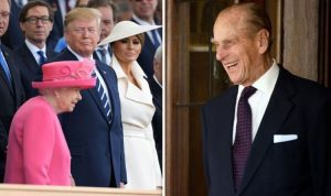 World Exclusive – Trump on Meeting the Royal Family – Good Morning Britain
