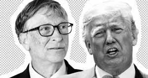 Bill Gates Dishes About President Donald Trump Meetings In Exclusive Video All In MSNBC