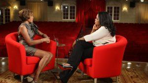 Oprah Winfrey & Whitney Houston
