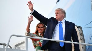 Trump reveals the brand new Air Force One in historic redesign