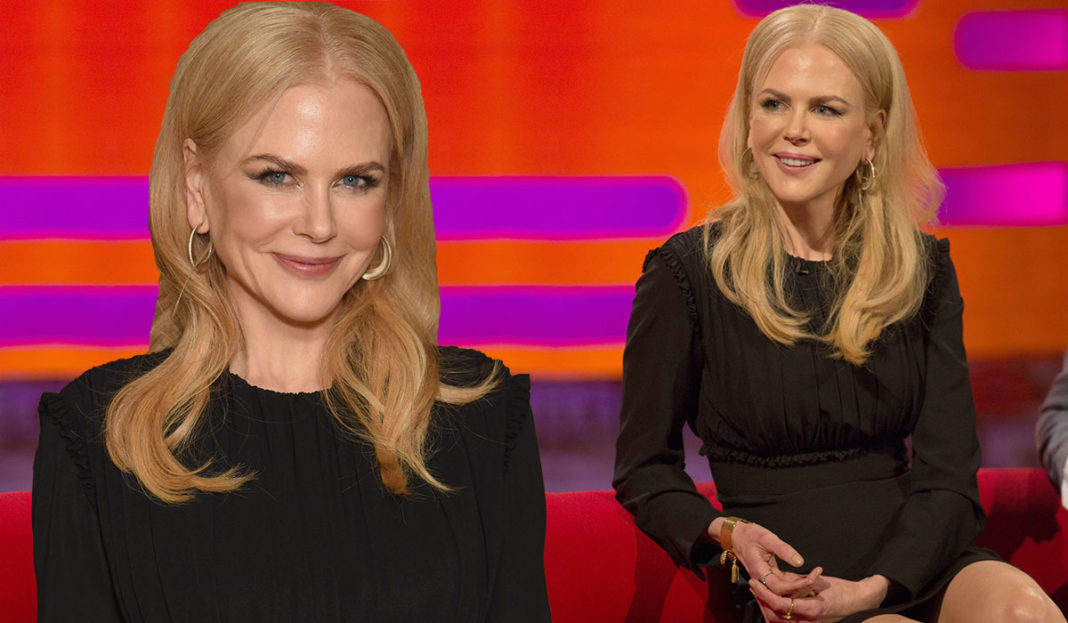 Nicole Kidman Is Blown Away By Stephen Fry's Intelligence – The Graham Norton Show