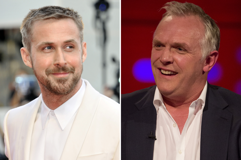 Watch Ryan Gosling Lose It Over Greg Davies' Drunk Tale – The Graham Norton Show
