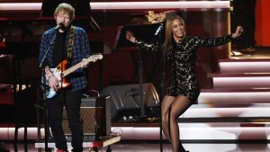 Beyoncé, Ed Sheeran & Gary Clark Jr. – Tributo a Stevie Wonder (Legendado)